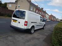 VW CADDY MAXI EXCELLENT CONDITION 76000miles open to offers.