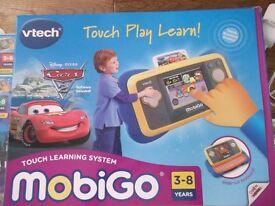 Mobigo with 7 games and original box.
