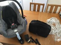 Quinny buzz Xtra with lots of extras and travel system
