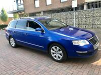 2007 Volkswagen Passat se tdi 1.9 diesel 6 speed manual long mot 140 bhp