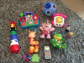 Various toys £5