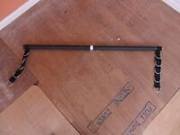 LIKE NEW BODY SOLID CABLE MACHINE PUSH UP BAR.