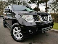 July 2007 Nissan Pathfinder Aventura 7 Seater 4x4. Xenons, Electric Heated Leather, Sat Nav! 1 Owner