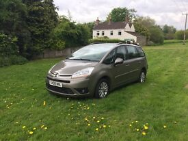 Citroen C4 Grand Picasso 1.6HDI 16v VTR+EGS *Low Milage*