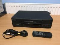 PACIFIC VIDEO CASSETE RECORDER VHS WITH REMOTE