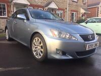 Lexus IS250 (£305 tax) 77k FSH