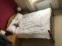 Bed frame (double)
