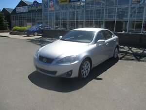 2011 Lexus IS 250 Get into a Lexus for $200 biweekly!