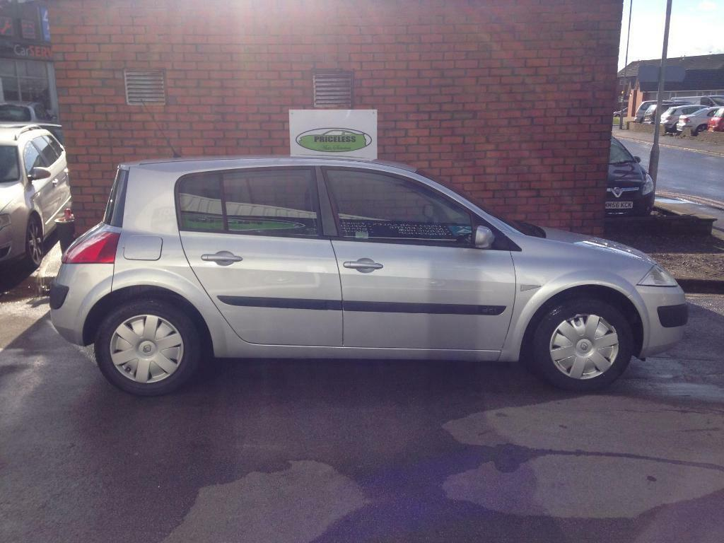 renault megane 1 5 dci 80 expression 5dr silver 2005 in northwich cheshire gumtree. Black Bedroom Furniture Sets. Home Design Ideas