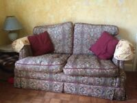 Two seater sofa and three seater sofa