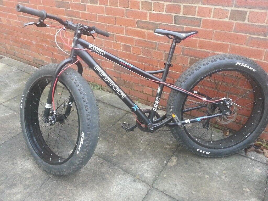 d9c7663dac6 FAT BIKE for sale | in Wakefield, West Yorkshire | Gumtree