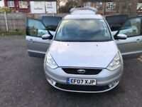 2007 Ford Galaxy 1.8 TDCi Zetec 5dr Manual @07445775115