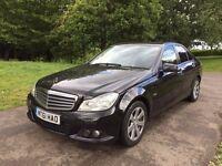 Mercedes-Benz C Class 2.1 C220 CDI BlueEFFICIENCY SE 7G-Tronic 4dr **£9495** ONO