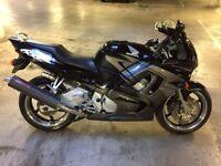 1997 Honda CBR600F