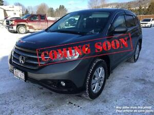 2013 Honda CR-V EX Backup Camera, Heated Seats, Sunroof !!