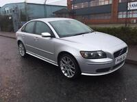 ***VOLVO S40 1.8 SPORT SMART LOOKING CAR ALLOYS LEATHER TRIM LOOKS&DRIVES LOVELY*** £1750!