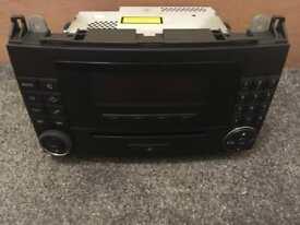 Mercedes A/B Class Audio 20 CD Player / Radio / Head Unit