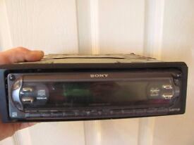 Sony drive s car stereo. hardly used
