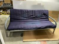 🚚🚚🚚✅✅✅Metal Frame Sofa Bed For Sale Free Delivery Radius Apply ✅✅✅
