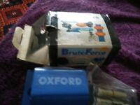 Oxford Brute Force ground / wall anchor