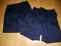 2 x boys new sport shorts 9years.