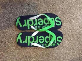 Super dry flip flop
