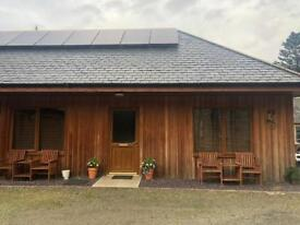 Annexe to rent in Huntly