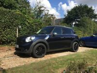 Mini Countryman 1.6 Cooper D Excellent condition, low mileage, lots of extras.