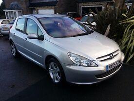 Quick Sale, Peugeot 307 HDI Good Condition, 12 months MOT