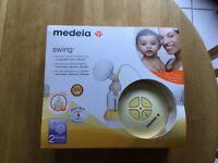 Medela swing breast pump excellent condition