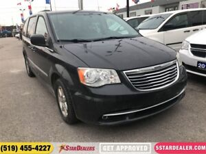 2012 Chrysler Town & Country Touring | LEATHER | CAM | DVD