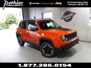 2016 Jeep Renegade Trailhawk | EXTENDED WARRANTY | REAR CAMERA |