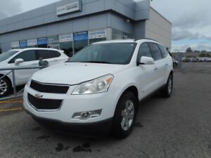 2010 Chevrolet TRAVERSE LT V6 3.6L 7 PASSAGERS