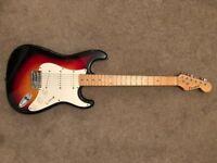 Westfield Strat Copy Guitar