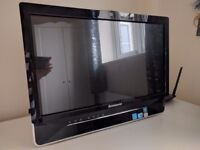 Lenovo IdeaCentre B310 21.5 inch All-in-One PC (i3, 4G, 1T, Win7, DVD, TV)