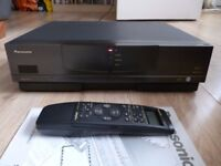 PANASONIC NV-HS1000BYP S VHS VCR VHS VIDEO RECORDER NVHS1000