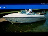 stingray power boat