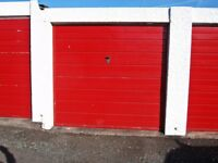 Lock-up Garages at Hurst Road Coseley WV14 9EU.
