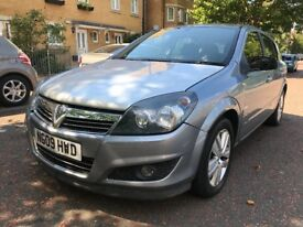 Vauxhall Astra sxi 2009 diésel two owners