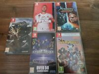 Swap or Sell Nintendo Switch games