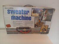 The Incredible Sweater Machine