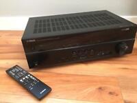 Yamaha v373 audio / video amplifier