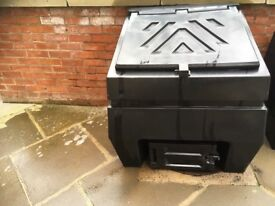 Large second hand coal bunker