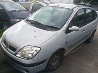 Renault Scenic 1.4 Expression for Spares or Repair. Good Runner, Easy fix