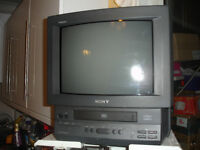 "14"" sony tv / video"