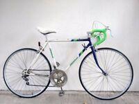 (133) 700c 52cm EMMELLE VINTAGE TOURING ROAD BIKE BICYCLE Height: 160-175 cm