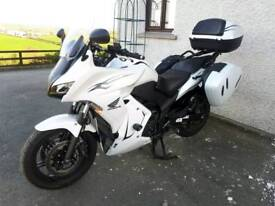 SOLD 2013 Honda CBF1000 GT very Low miles, full MOT