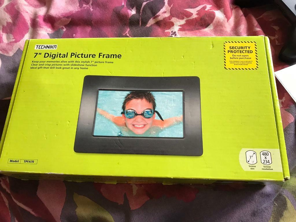 7 inch frame