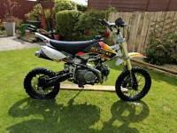 125cc Pitbike offroad pit bike