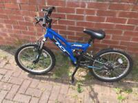 Indi outrider 20 inch boys bike like new